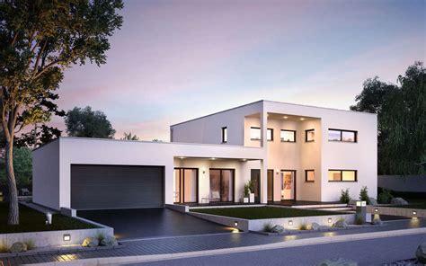 Moderne Häuser Im Bauhausstil by Stadtvilla Bauen Ihre Villa In Massivbauweise Kern Haus
