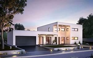 Häuser Im Bauhausstil : stadtvilla bauen ihre villa in massivbauweise kern haus ~ Watch28wear.com Haus und Dekorationen