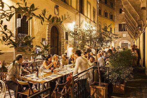 florence restaurants gettyimages al dinner filters fresco