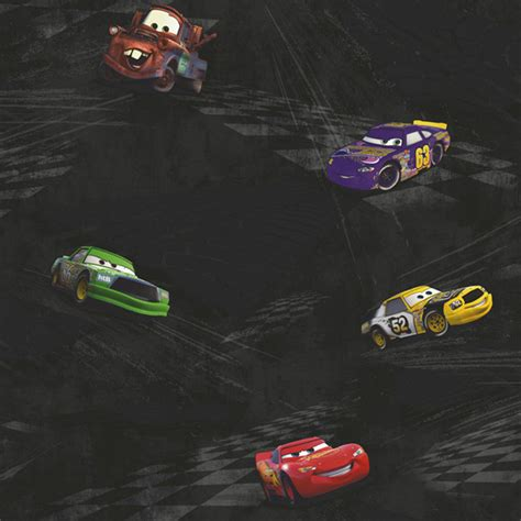 Disney Cars Wall Paper