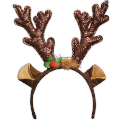 led reindeer antlers christmas holidays events