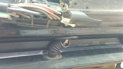 2001 Jeep Grand Door Wiring Harnes by Tailgate Wiring Harness Jeep Forum