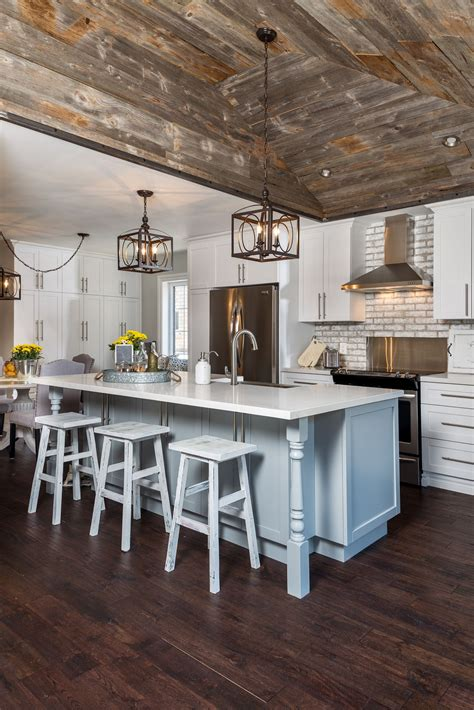 27+ Nice-Looking Kitchen Interior Wooden Cabinets
