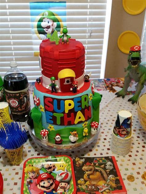 super mario cake ideas  pinterest super mario