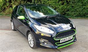 Ford Fiesta Black Edition : ford fiesta black edition customvanz did it first ~ Gottalentnigeria.com Avis de Voitures