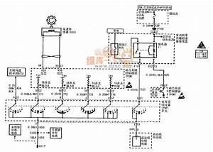 Buick Century Car Automatic Transmission Circuit Diagram 3
