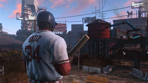 fallout  boston red sox uniforms fallout  fo mods
