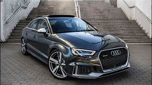 Audi Rs3 Noir : hot news 2018 audi rs3 review youtube ~ Dallasstarsshop.com Idées de Décoration