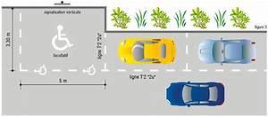 Place De Parking Dimension : largeur place handicap rf61 jornalagora ~ Medecine-chirurgie-esthetiques.com Avis de Voitures