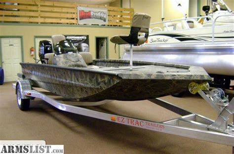 Excel Duck Boats For Sale by Armslist For Sale 2013 Excel Duck Fishing Boat Motor