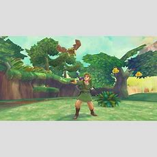 'the Legend Of Zelda Skyward Sword' Análisis