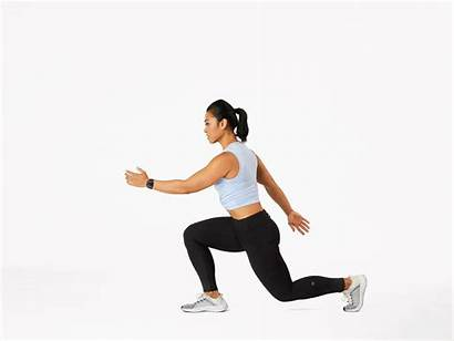 Lunges Jump Exercises Lunge Cardio Quarantine Workout