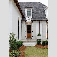 1000+ Ideas About White Exterior Houses On Pinterest