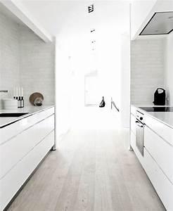 Galley Kitchen Designs | Blue Tea Kitchens