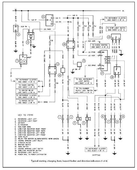 Bmw Electrical Wiring Diagram Kaavio