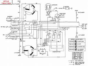 72 Trident Wiring Diagram