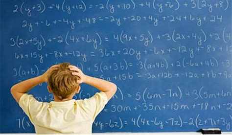math education being outwitted by stupidity education news