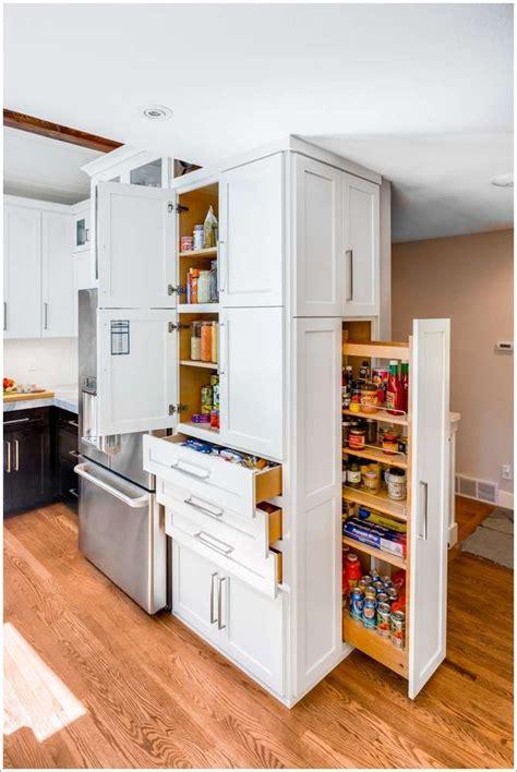 vertical kitchen storage ideas   leave  inspired