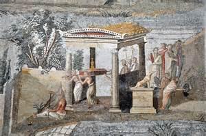 Famous Ancient Roman Art Paintings