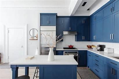 Kitchen Kitchens Tile Penny Cabinets Bathroom Beige