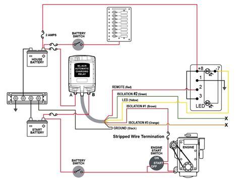Dual Battery Install Optima Yellowtop Blue Sea