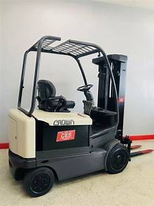 Ces  20931 Crown Fc4020-50 Electric Forklift