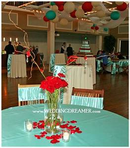Tiffany blue and red! | Wedding Ideas | Pinterest | Paper ...