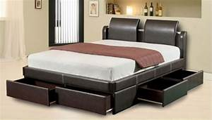 Best 26 Simple Double Bed Designs In Wood Array   Funny ...