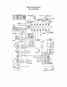 97 Geo Tracker Engine Wiring Diagram