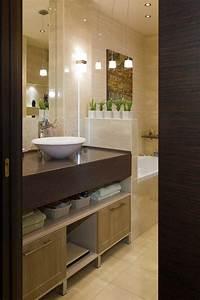 Amenagement salle de bains sans fenetres 30 idees supers for Salle de bain design avec fil métallique décoratif