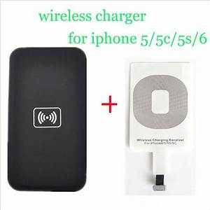 Qi Adapter Iphone 7 : portable qi wireless charging kit charger adapter receptor ~ Jslefanu.com Haus und Dekorationen