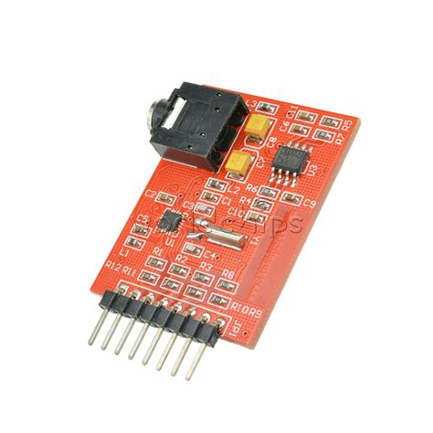 si4703 rds fm radio tuner evaluation breakout board for arduino avr arm ebay