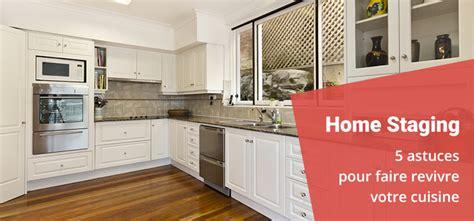 peindre une cuisine en chene rustique 5 astuces de home staging pour faire revivre votre cuisine