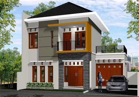 desain rumah sederhana paris