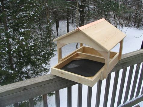 wow  lot  work   bird feeder dove tail joints
