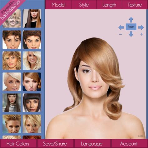 try on haircuts app try hairstyles free hairstyles 5903
