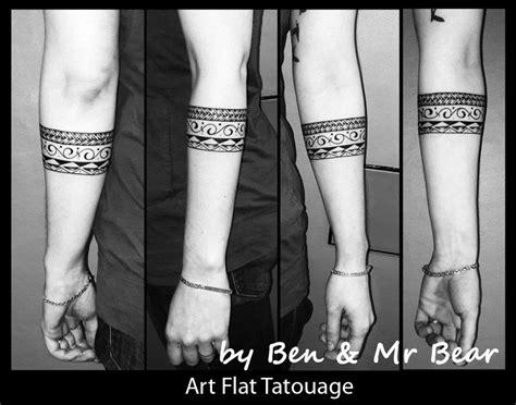 tatouage avant bras femme bracelet kolorisse developpement