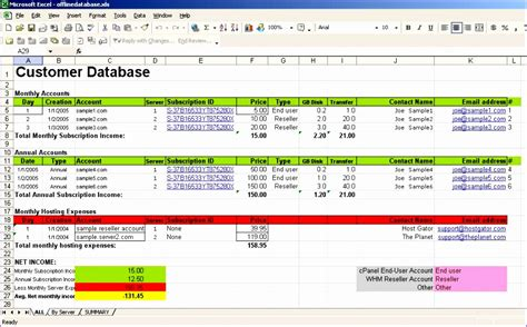 Excel client database template is directly linked with customer relationship management. 11 Excel Client Database Template - Excel Templates - Excel Templates
