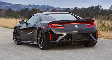 2017 acura nsx 187 driven today