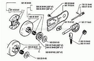 Husqvarna 55 Chainsaw Parts Diagram