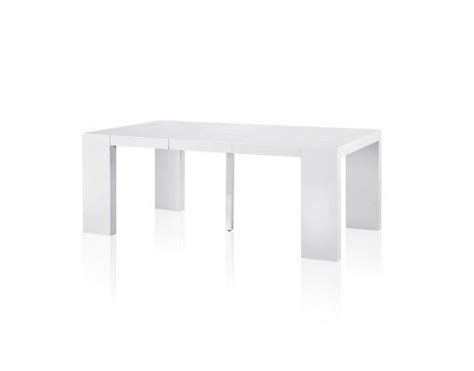 25 best ideas about console extensible blanc laqu 233 on console extensible but table