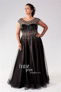 3 Red Carpet Worthy Plus Size Prom Dresses - Strut Bridal ...