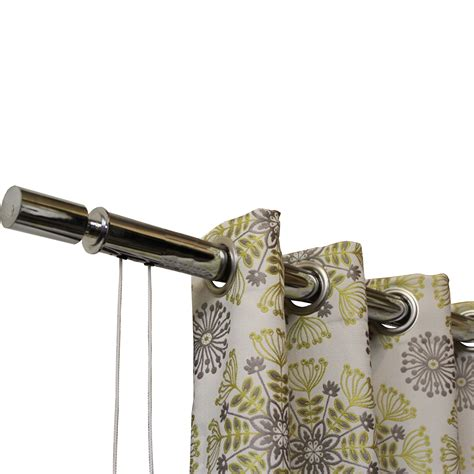 Traverse Curtain Rod With Cord by Grommaverse Iron Traverse Rod Ona Drapery Hardware