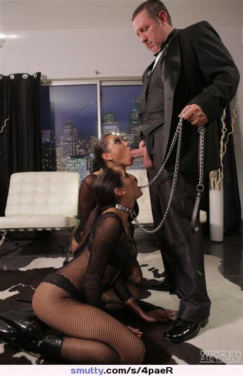 Twogirls Girls Kneeling Submissive Slave Slaves Slavegirl Slavegirls Collar Collared