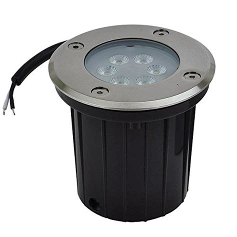 in ground led light fixtures ledwholesalers low voltage in ground led well light 7