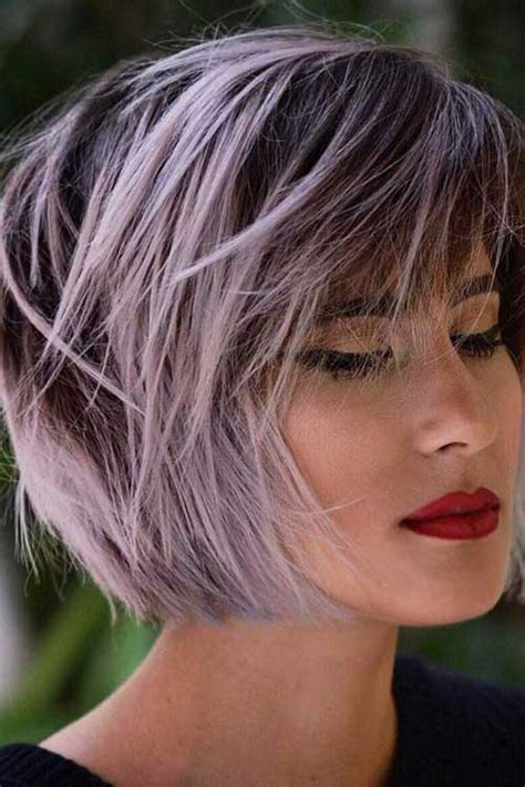 Different Short Hair Color Ideas You Should See Short