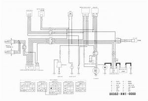 Diagram  1997 Honda 300ex Wiring Diagram Full Version Hd