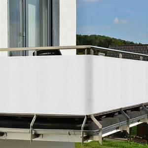 Balkon Sichtschutz Balkonschutz 3m 5m Zaun Windschutz