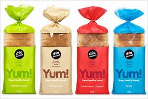 20 brown white bread packaging ideas food packaging With bread packaging design template