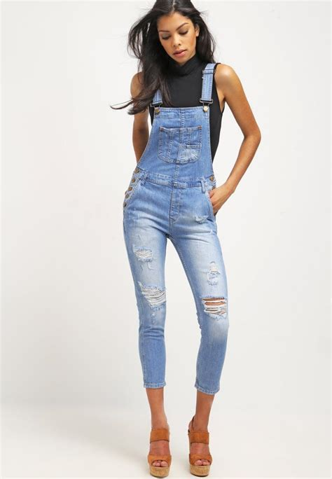 Maybe you would like to learn more about one of these? Pepe Jeans SLATE Salopette bleached denim prix promo ...